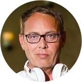 DJ Mike Lindström Portrait