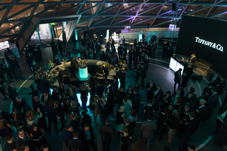 Firmenfeier in der BMW Welt München