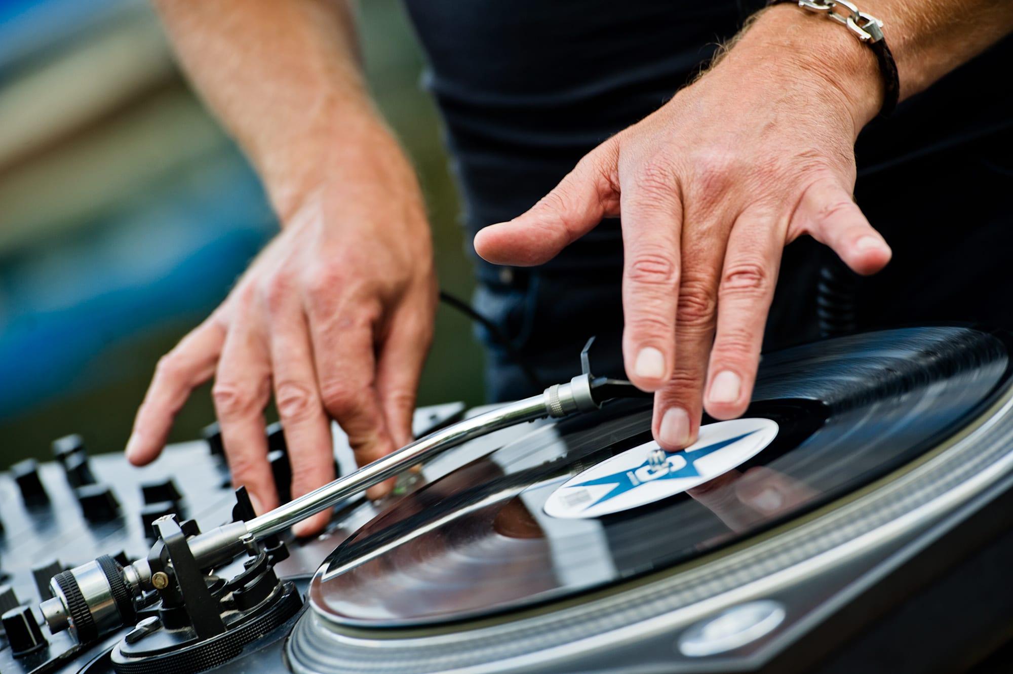 Indivuelle Musik vom Hochzeits-DJ aus München