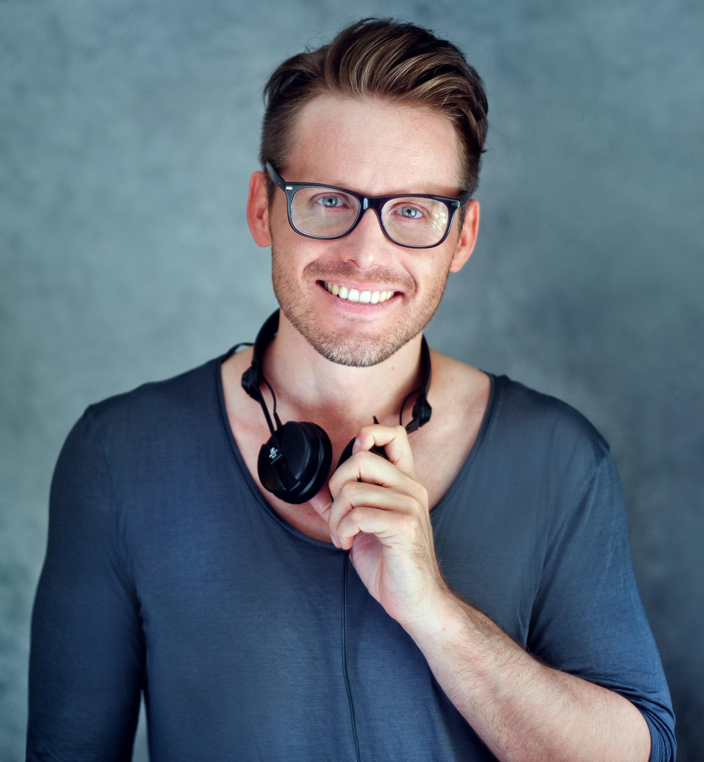 Party- und Event-DJ Marc Aurel aus München
